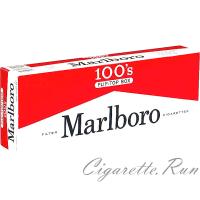 Marlboro 100's Box