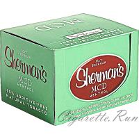 Nat Sherman MCD Menthol Box