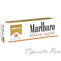 Marlboro Kings Special Blend Gold Box