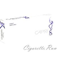 Capri Violet 100's Box