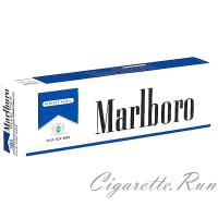 Marlboro Menthol Blue Pack Box
