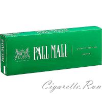 Pall Mall Menthol 100's Box