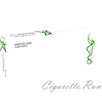 Capri Menthol Jade 100's Box