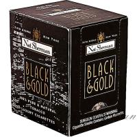 Nat Sherman Black & Gold Box