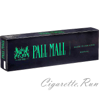 Pall Mall Menthol Black Box