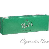 Nat Sherman Menthol King's Box