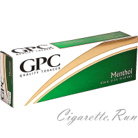 GPC Menthol King Soft Pack