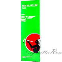 American Spirit Menthol Mellow Taste Green Box