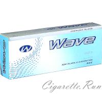 Wave Silver 100's Box