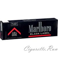 Marlboro Black Label Box