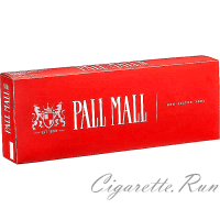 Pall Mall Red 100's Box