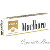 Marlboro Gold Pack Soft Pack