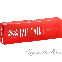 Pall Mall King Red Box