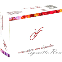 Virginia Slims Super Slim 100's Box