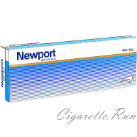 Newport Menthol Blue 100's Box