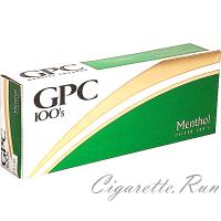 GPC Menthol 100's Soft Pack