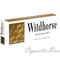 Wildhorse Gold 100's Box
