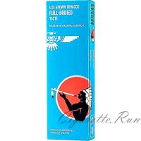 American Spirit Organic Full-Bodied Taste Turquoise Box