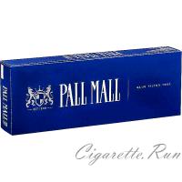 Pall Mall Blue 100's Box