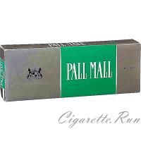 Pall Mall Classic Menthol 100's Box